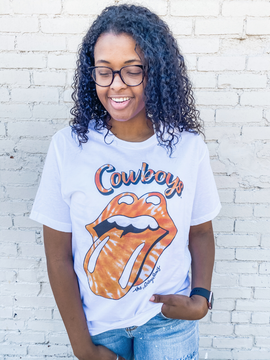 Rolling Stones : Oklahoma State Cowboys