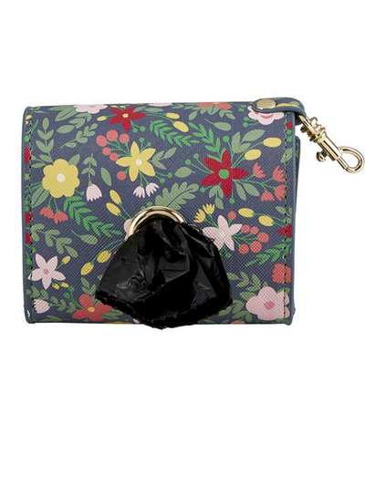 Waste Bag Holder - Floral