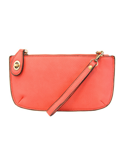 Joy Susan: Mini Crossbody & Wristlet-  Watermelon