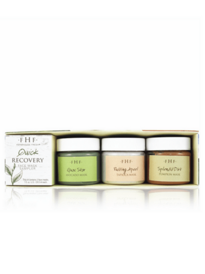 FHF Quick Recovery Face Mask Sampler