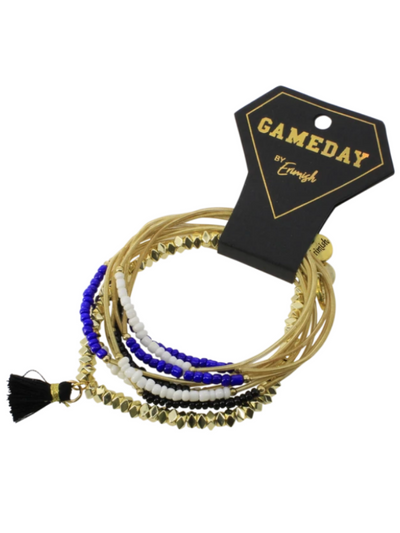 Gameday Carey Slinky Stack - Royal Blue