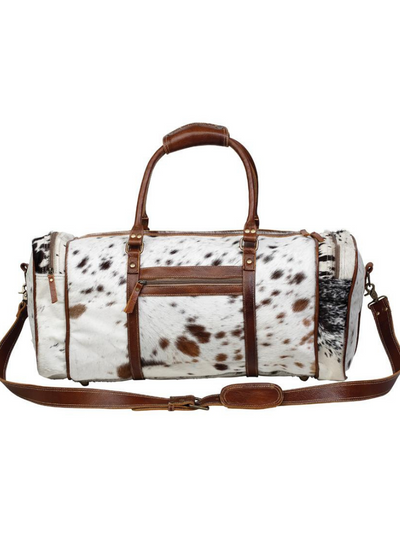 Amore Hairon Duffle Bag