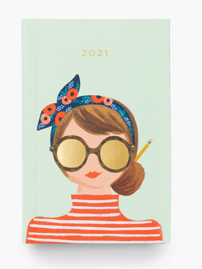 2021 12-Month Pocket Planner