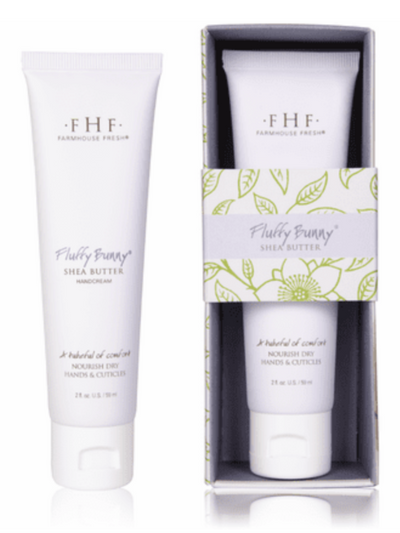 FHF Shea butter Hand Cream : Fluffy Bunny