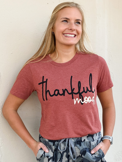 Thankful Mood T-shirt