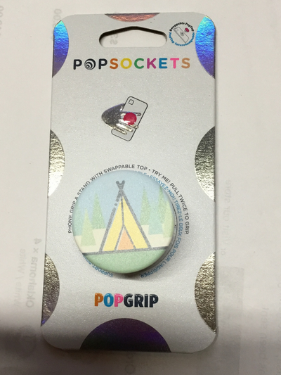 PopGrip PopSockets - Morning Camp