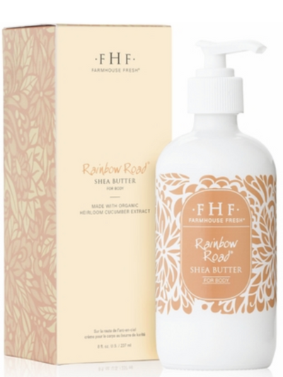 FHF Shea butter 8oz. Hand Cream : Rainbow Road