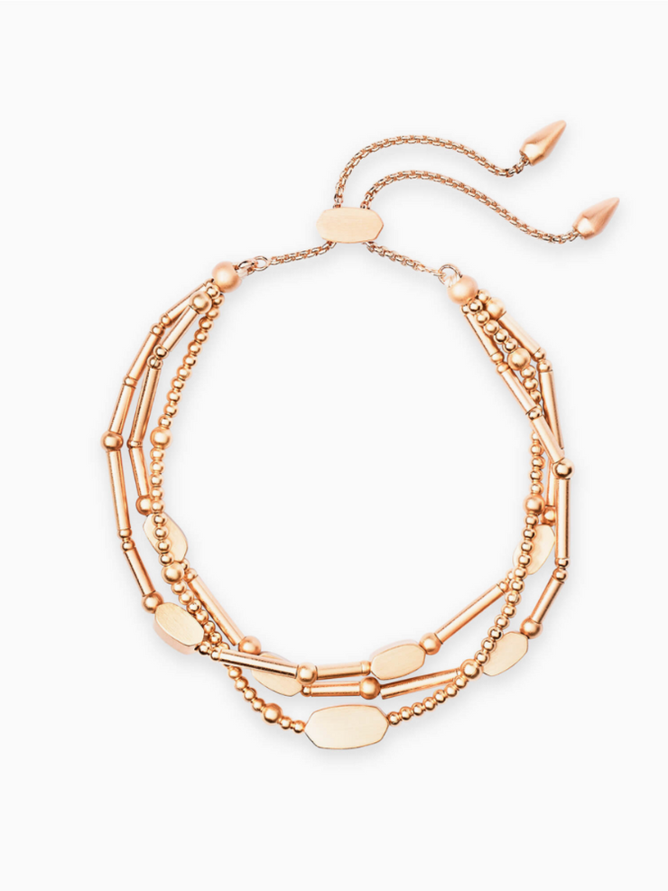 Kendra Scott: Chantal Bracelet-RoseGold