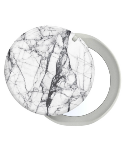 PopMirror PopSockets - Mirror Dove White Marble Gloss