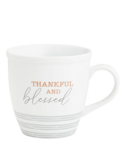 Mug - Thankful and Blessed