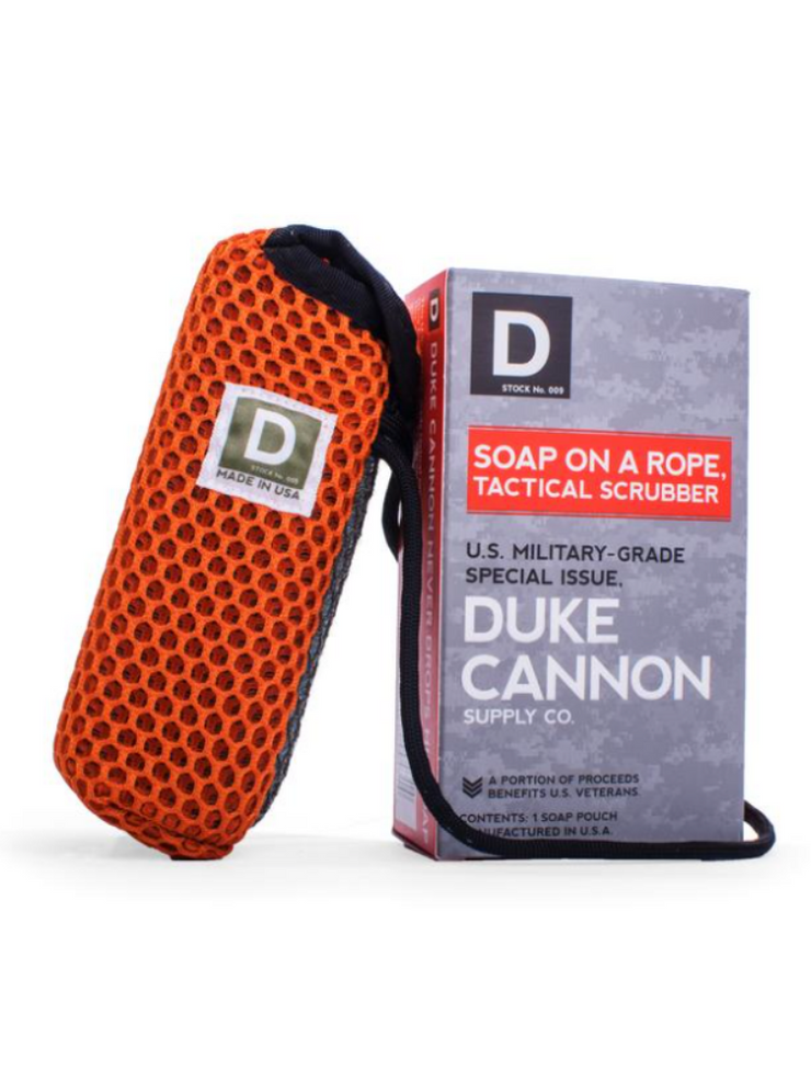 Soap On a Rope Tactical Pouch