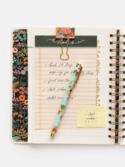 Rifle Paper Company-Everyday Binder Clips- Lively Floral