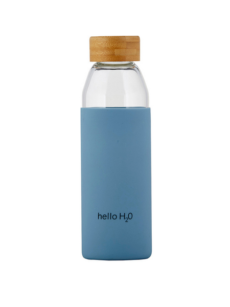 Sips Water Bottle- Hello H2O