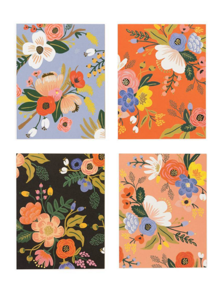 Rifle Paper Company-Lively Floral Assorted Card Set