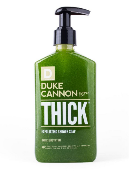 TRIPLETHICK EXFOLIATING SHOWER SOAP- VICTORY