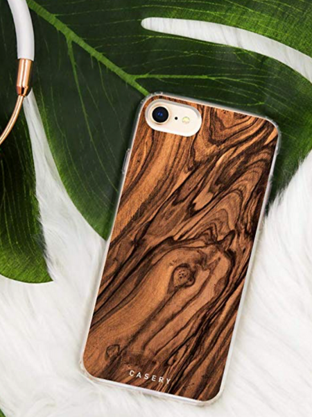 Casery iPhone Case- Oak