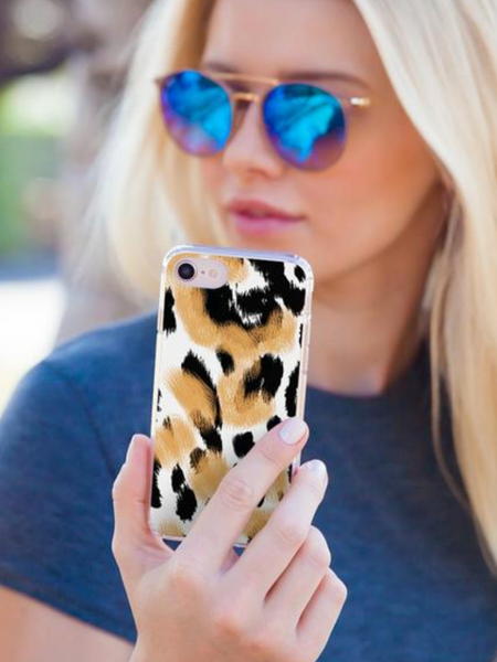 Casery iPhone Case- Primal Print
