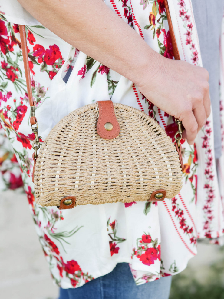 Picnic & Sunshine Crossbody