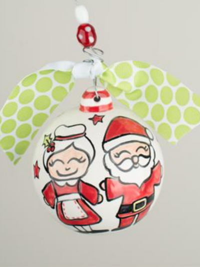 Christmas Ornament - Holly Jolly Christmas