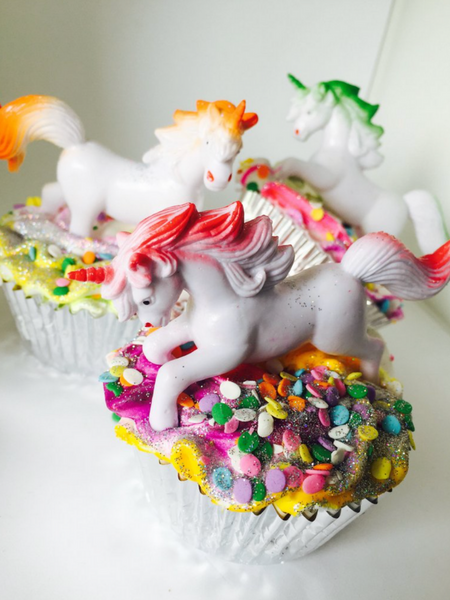 Unicorn Dream Cupcake Bath Bomb
