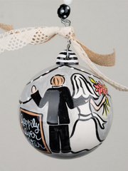 Christmas Ornament - Happily Ever After