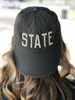 University Game Day Hats OK STATE Taupe
