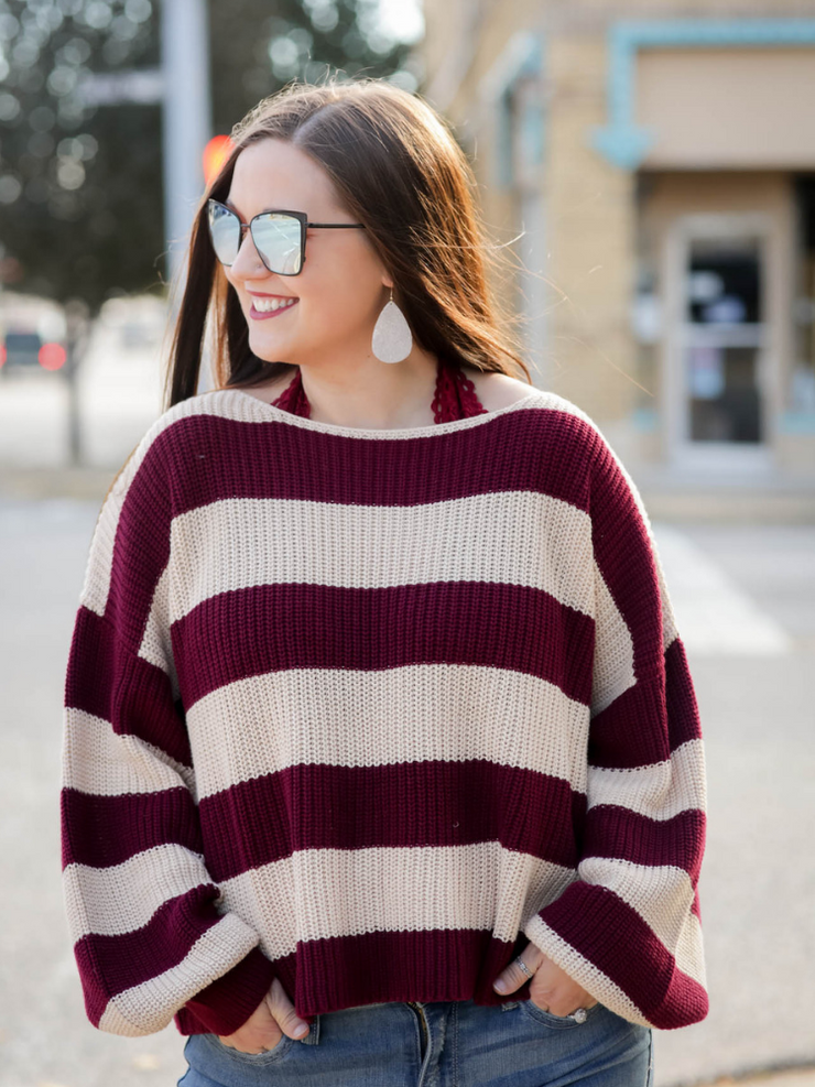 The Hadley Sweater