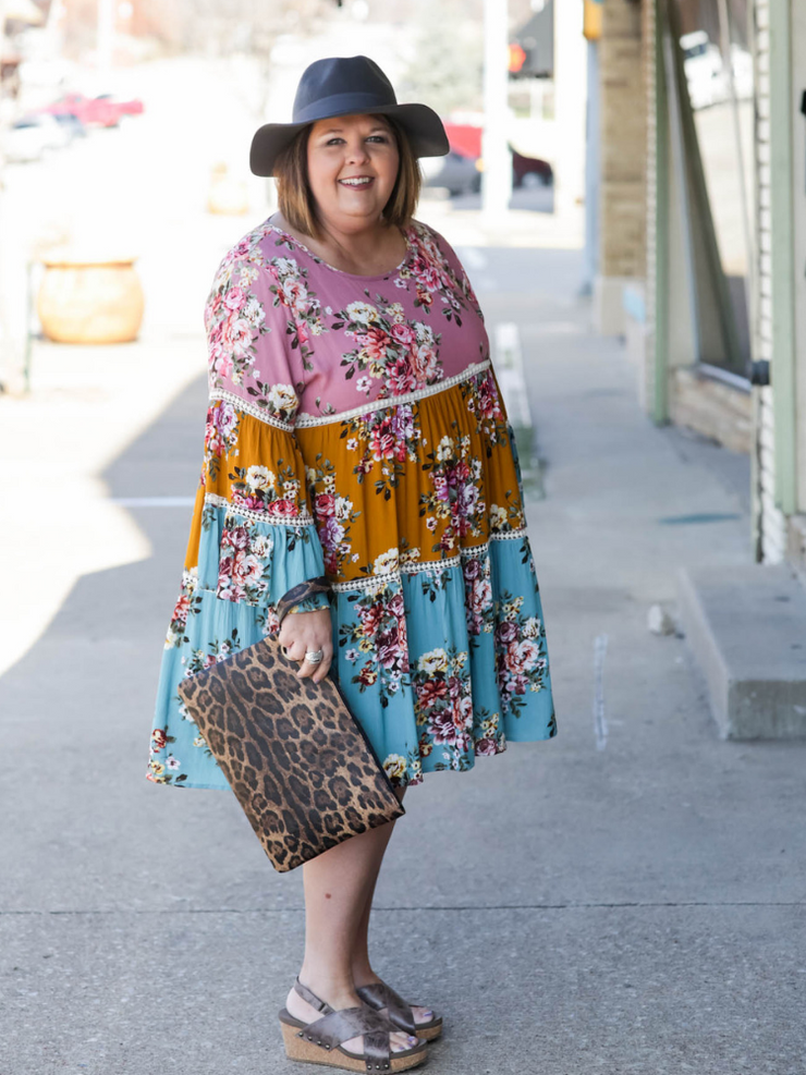 The Margo Floral Dress