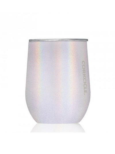 Corkcicle- 12oz Stemless- Unicorn Magic