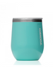 Corkcicle- 12oz Stemless- Gloss Turquoise