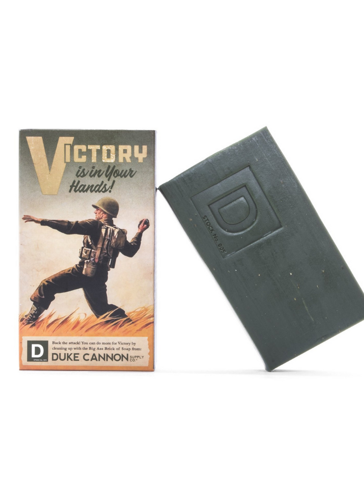 WW2 Big Ass Brick of Soap-Smells Like Victory