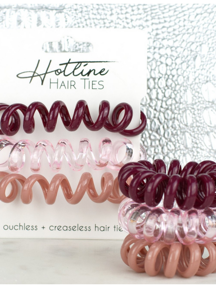 Hotline Hair Ties- Cupcake XL