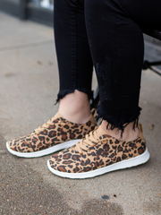 The Mayo Leopard Sneakers