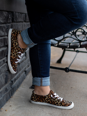 Best Kelly Sneakers- Leopard