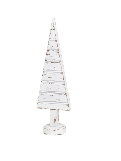 Chippy White Tree 17""
