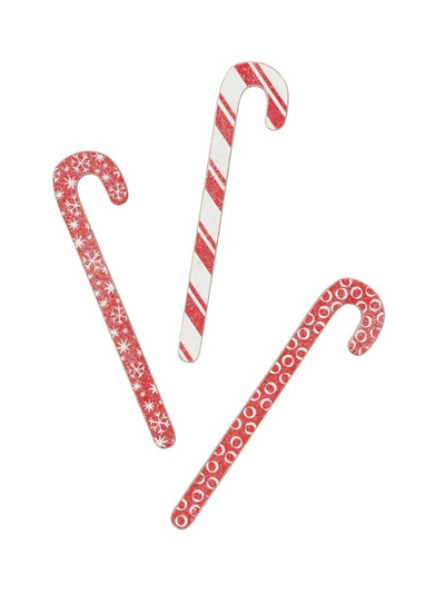 Red & White Candy Canes