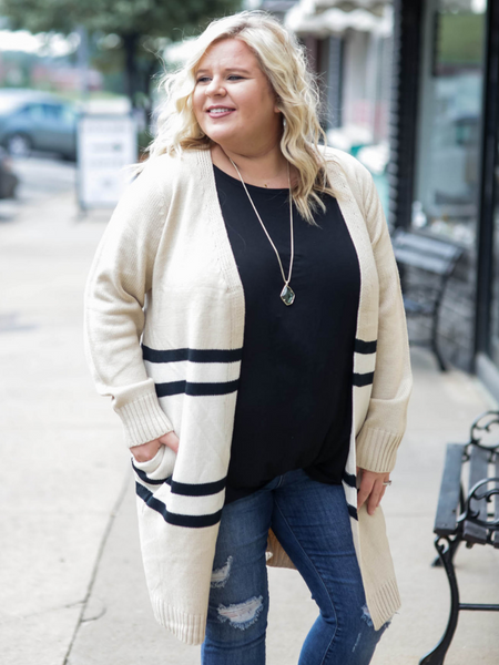 Sweeter Than Honey Cardigan- Cream