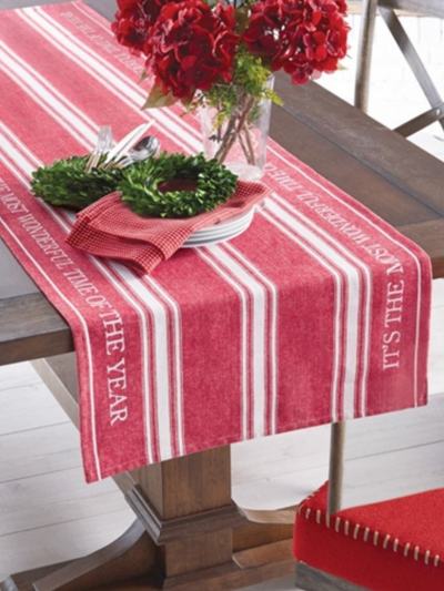 Most Wonderful Table Runner