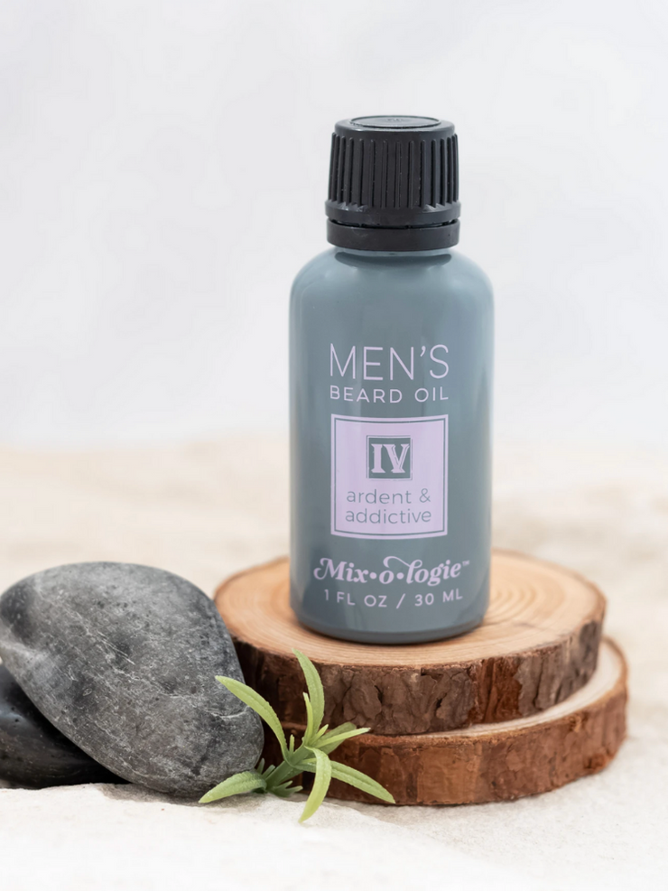 Men's Beard Oil- Ardent & Addictive