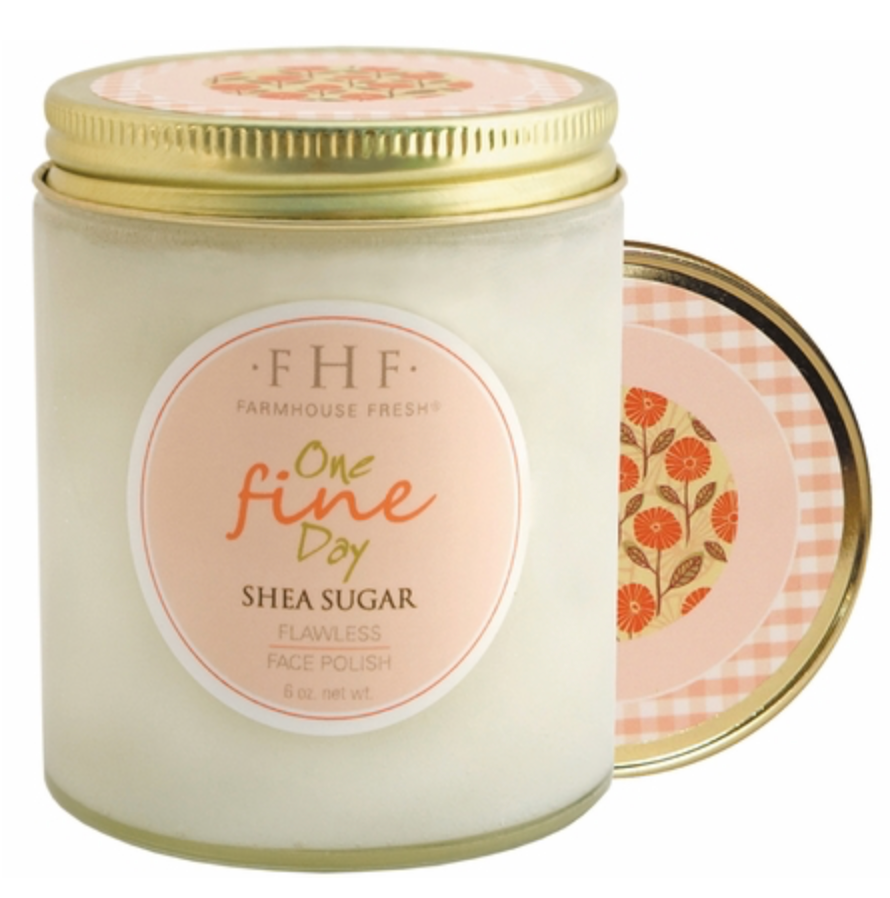 FHF Shea Sugar Facial Polish