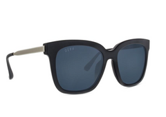 BELLA- Matte Black- DIFF Charitable Eyewear