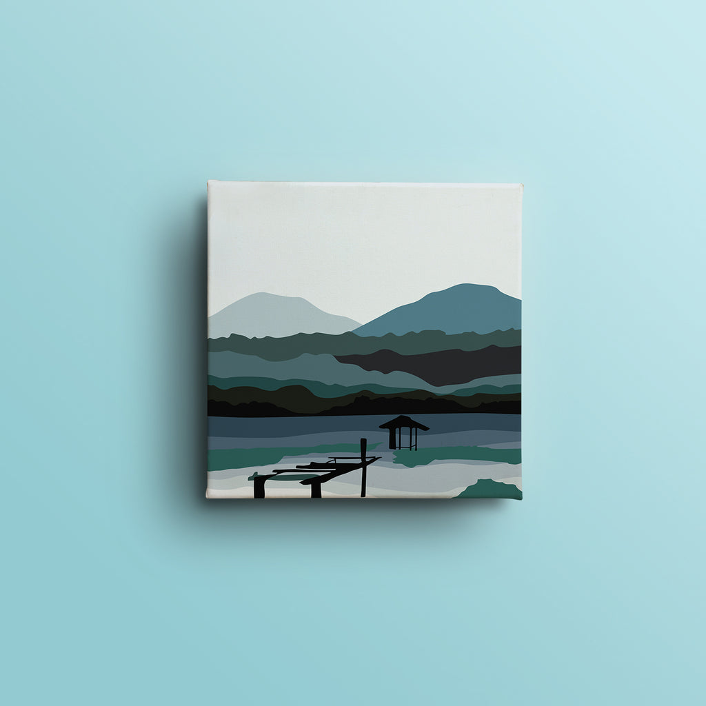 Blue Lake 2 - medinatart