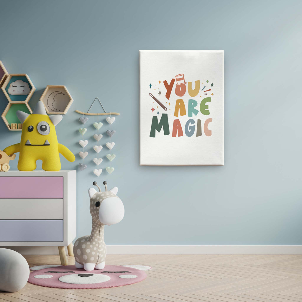 Kids Art - You Are Magic