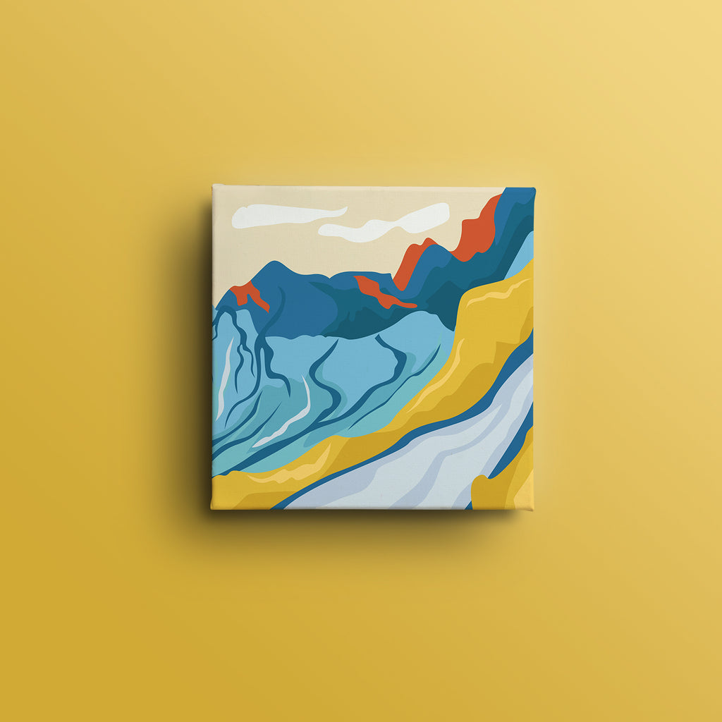 River and Cliff 2 - medinatart