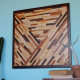 Vine Wood Art
