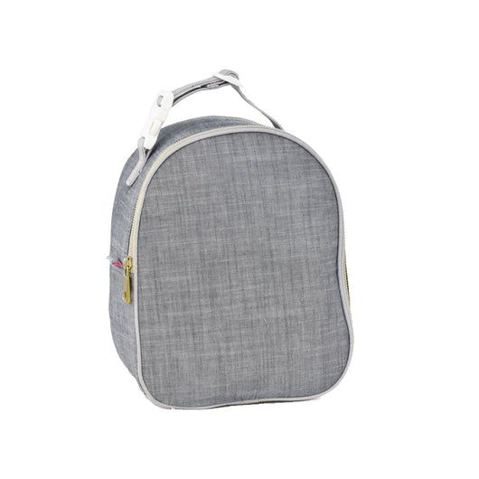 Grey Chambray Gumdrop