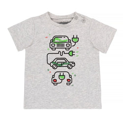 Car Charged T-Shirt