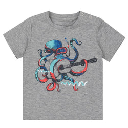 Acoustic Octo T-Shirt