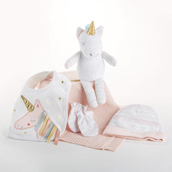 Simply Enchanted Unicorn 5-Piece Welcome Home Gift Set