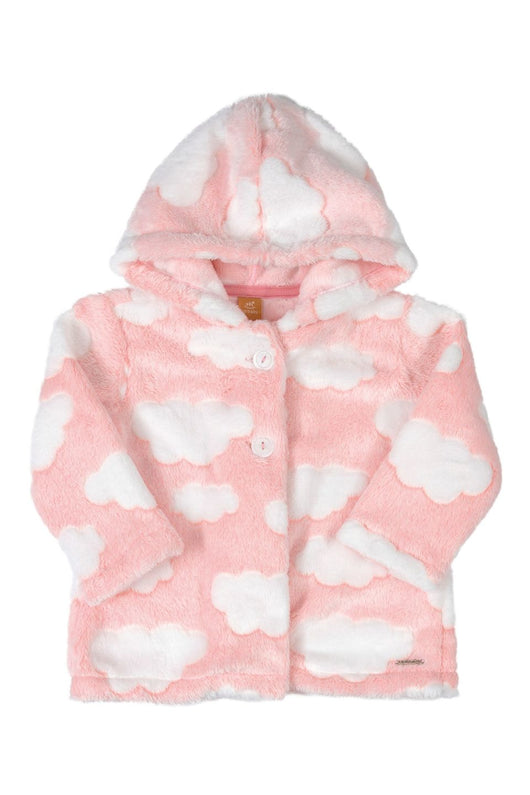 Light Pink Cloud Coat